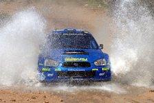 WRC - Petter Solberg: Wir haben einen Reifennachteil