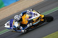 Superbike - SBK-Tests auf Phillip Island