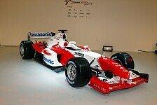 Formel 1 - Zonta: F1-Auto im Wohnzimmer