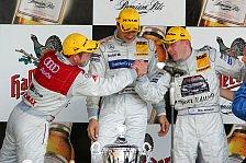 DTM - Eurospeedway - Mercedes bleibt das Schwergewicht der DTM