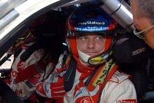 WRC - Citroen plant den Hattrick