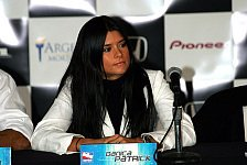 Mehr Motorsport - Danica Patrick gibt IRL-Debüt!