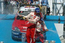 WRC - Sardinien Tag 3: Sebastien Loeb holt dritten Saisonsieg