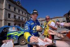 WRC - Subaru: Nur die Ruhe bewahren