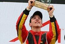 A1GP - Zweiter Saisonsieg für A1 Team Germany