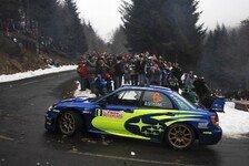 WRC - Subaru macht sich auf nach Schweden