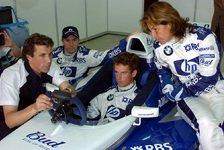 Formel 1 - Nick Heidfeld als Fahrlehrer