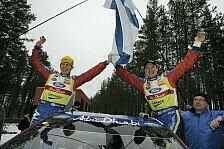 WRC - Bilder: Rallye Schweden - 2. Lauf