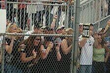 NASCAR - Bilder: Budweiser Shootout, Daytona