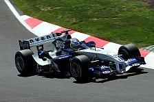 Formel 1 - Eine besondere Situation für BMW-Williams