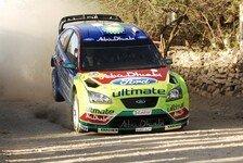WRC - Mexiko, Tag 1