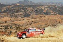 WRC - Mexiko, Tag 2