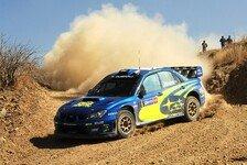 WRC - Comeback von Chris Atkinson in Schweden
