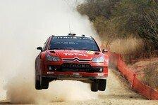 WRC - Mexiko, Tag 3