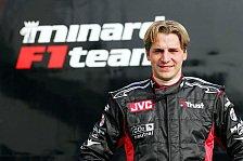 Formel 1 - Minardi feierte Pre-Launch Party in Amsterdam