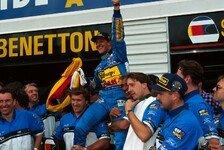 Formel 1 - Erinnerungen: Schumachers erster WM-Titel