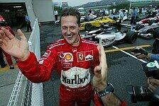 Michael Schumacher: Wähle deinen besten Schumi-Moment - Runde 3