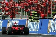 Michael Schumacher: 7 starke Momente mit der Formel-1-Legende