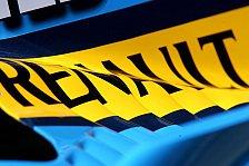 Formel 1 - Renault: Ein ganz besonderer normaler Freitag