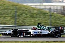 Formel 1 - Bilder: Christijan Albers fährt 2005 für Minardi