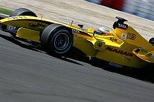 Formel 1 - Jordan und die Reifenwahl