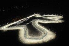 Formel 1 - Katar: Erst F1-Test, dann GP