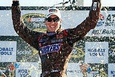 NASCAR - Busch gewinnt Sprint Cup in Darlington