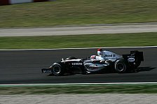 Formel 1 - Testing Time, Tag 2: Tests an drei Fronten