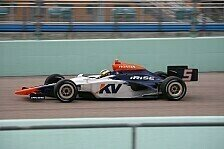 IndyCar - Testfahrten, Homestead