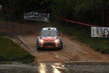 WRC - Argentinien, Tag 1