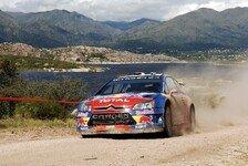 WRC - Argentinien, Tag 2