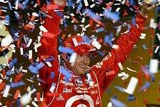 IndyCar - Indianapolis 500 - Rennen