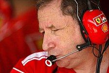 Formel 1 - Jean Todt: Die Gegner wollen Ferrari nur schaden