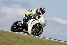 Superbike - Checa holt erste Superbike-Pole