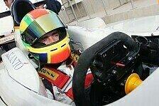 Formel 2 - Schlegelmilch fährt beim Monza-Finale
