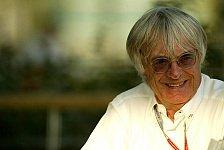 Formel 1 - Bernie Ecclestone wünscht Ferrari eine richtig harte Zeit