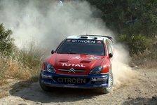 WRC - Francois Duval fährt in Argentinien!