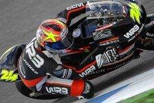 Moto3 - Tausendstel-Sieg für Corsi