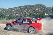 WRC - Probleme auch bei Mitsubishi