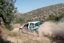 WRC - Drei Punkte für Skoda