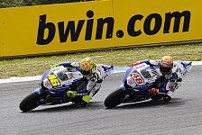 MotoGP - Rossi vs. Lorenzo: Chronologie einer Feindschaft