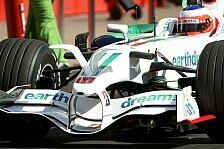 Formel 1 - Barcelona, Tag 2