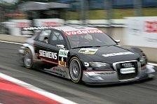 DTM - Schneller Besuch bei Audi