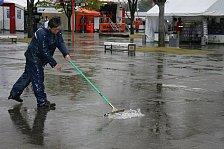 IndyCar - Regenfälle fordern ihren Tribut