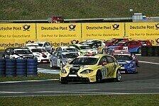 Seat Supercopa - Rennen 2, Oscherleben