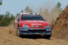 WRC - Hintergrund: Das lief zwischen Duval und Prévot ab