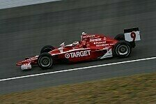 IndyCar - Reihe eins für Chip Ganassi