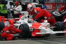 IndyCar - Briscoe mit Premieren-Sieg