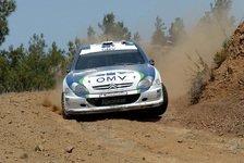 WRC - Manfred Stohl greift an: Griechenland erste von 5 Rallyes in Folge