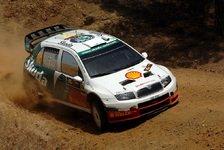 WRC - Griechenland Rallye: Skoda greift mit drei Fahrern an